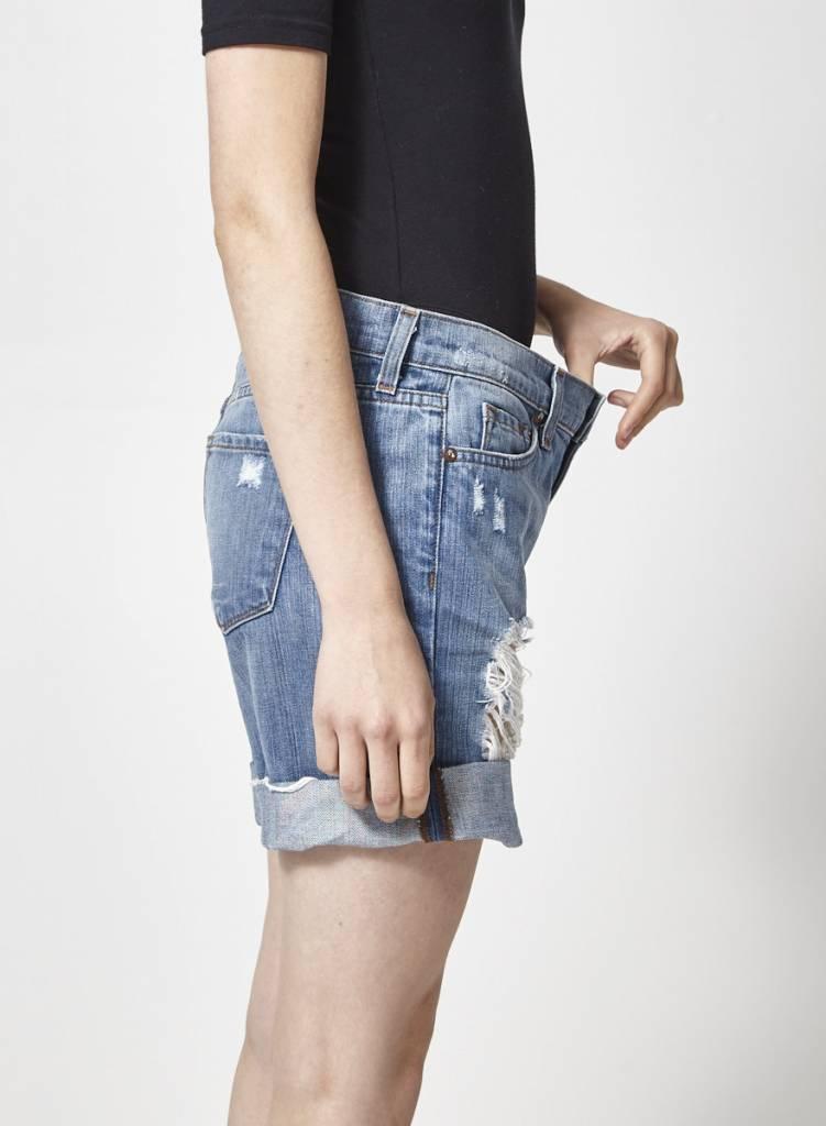 J Brand Shorts en jeans effet déchiré