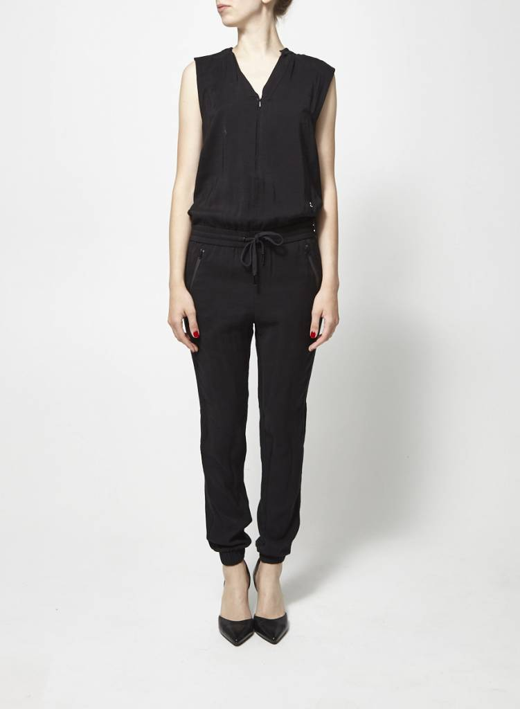 G-Star Combi-pantalon noir