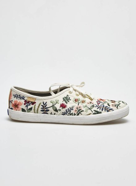 Keds x Rifle & Co CHAUSSURES À BRODERIES FLEURIES