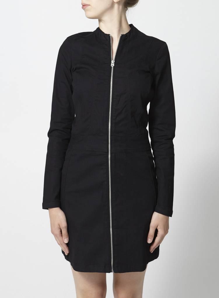 G-Star Robe noire à fermeture Éclair style manteau