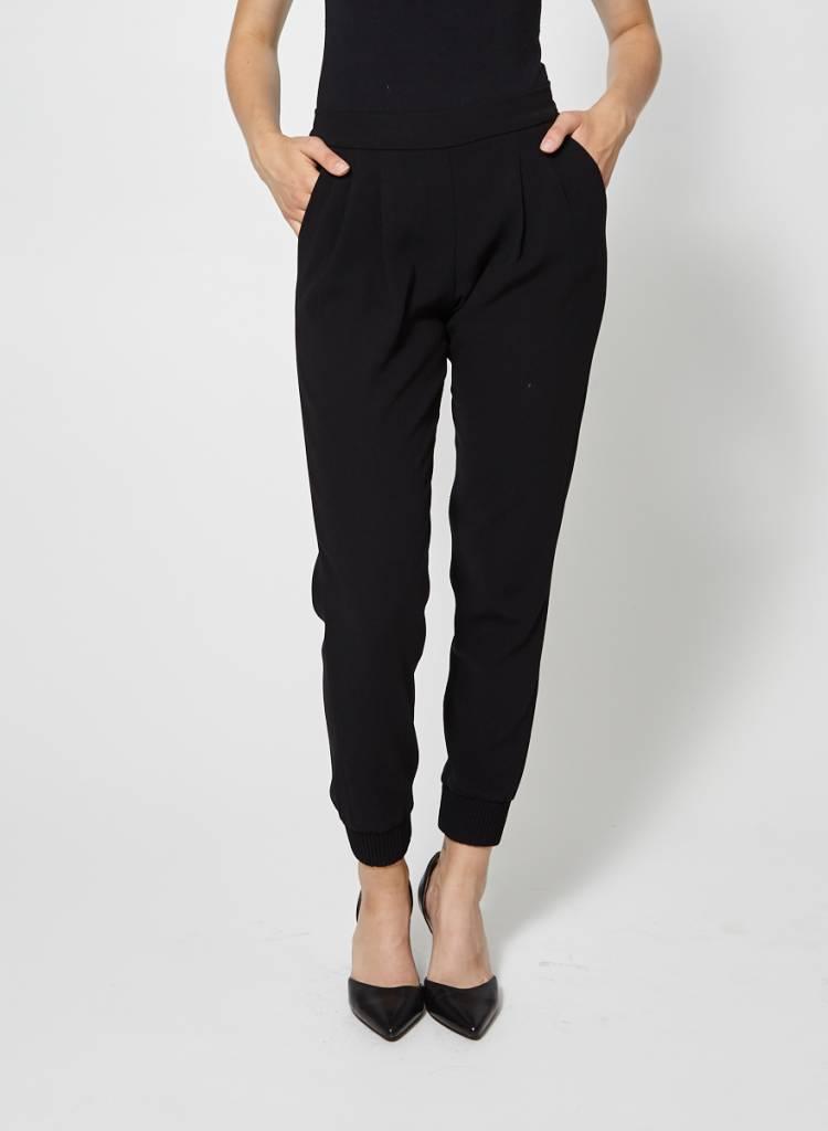 Babaton Pantalon noir confort