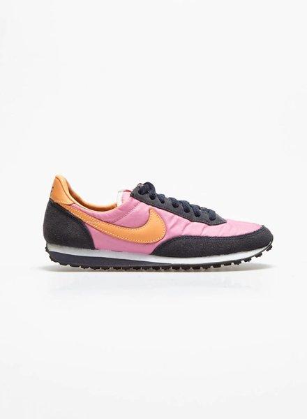 Nike ESPADRILLES ROSE, ORANGE ET NOIR