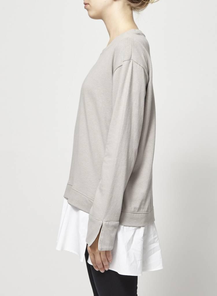 Eri + Ali Haut à manches longues avec doublure chemise