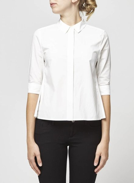 Equipment CHEMISE BLANCHE MANCHES 3/4