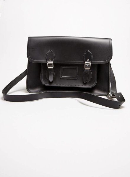 The Cambridge Satchel Company SAC ÉCOLIER EN CUIR NOIR