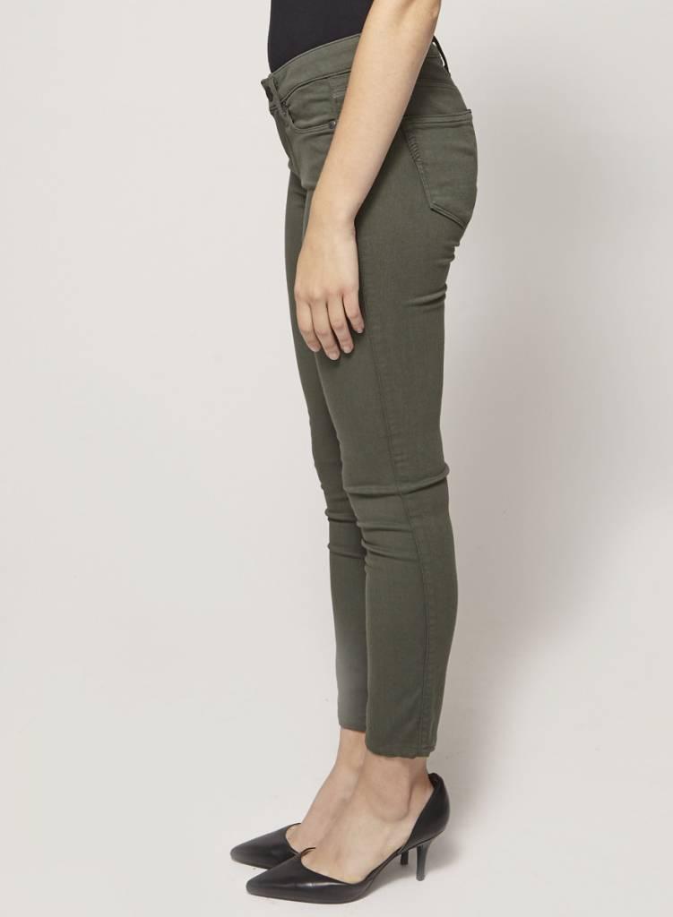 Paige Pantalon skinny  kaki