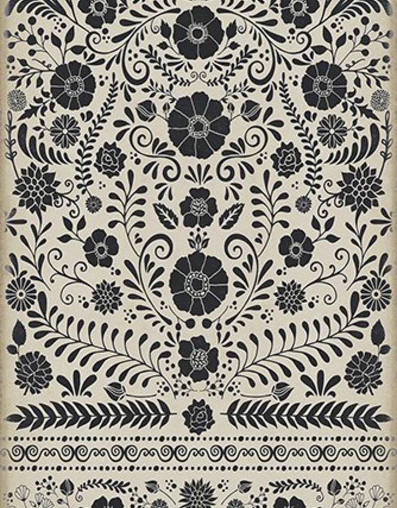 lovecraft vintage floorcloth - bottega 360