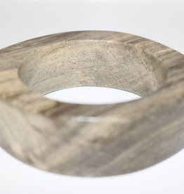 Lia Obeche Wood Bangle