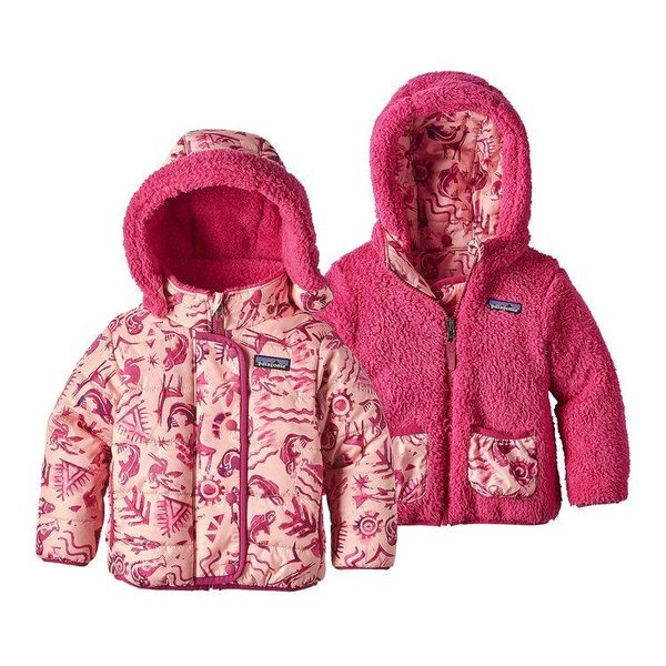 Patagonia Patagonia Girls Reversible Dream Song Hoody