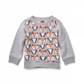 Tea Tea Fox & Badger Popover