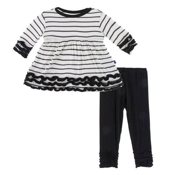 Kickee Pants Kickee Toddler Pants Set