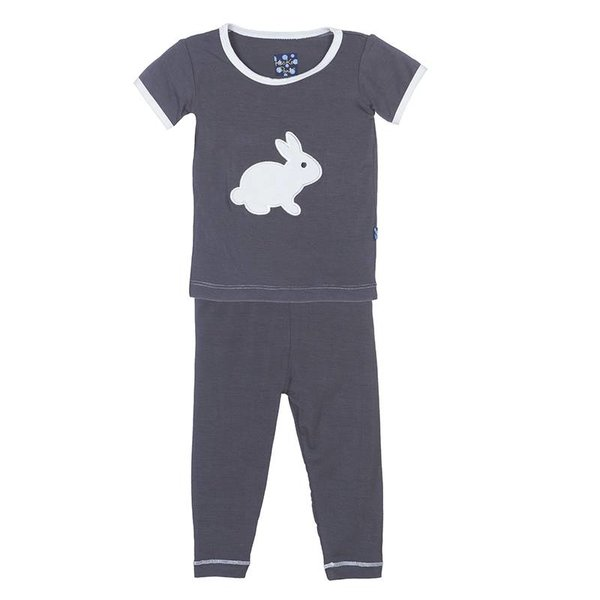 Kickee Pants Kickee Pants Pajama Set