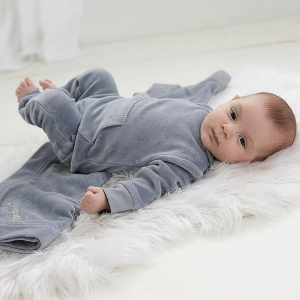 L'ovedbaby Organic Velour Top