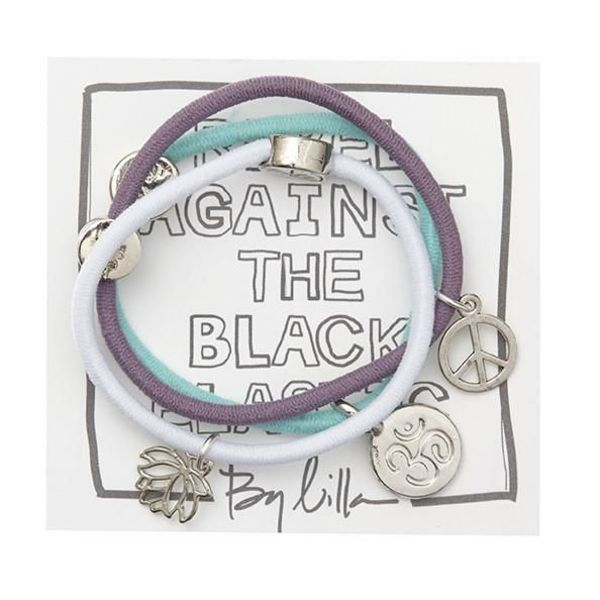 By Lilla By Lilla Message Elastics