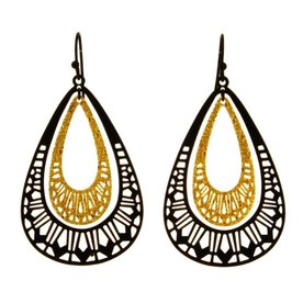 Kole Jewelry Design Filigree Earrings