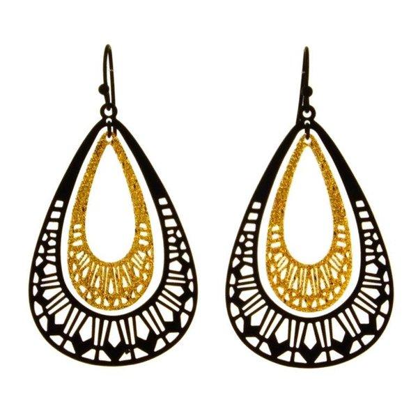 Kole Jewelry Design Filigree Earrings