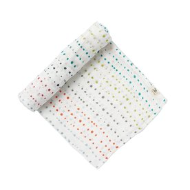 Pehr Designs Pehr Painted Dots Swaddle