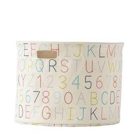 Pehr Designs Pehr Alphabet Drum Medium