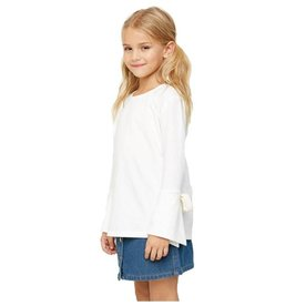 Hayden Hayden Bell Sleeved Top