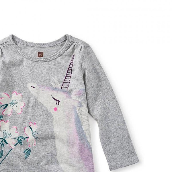 Tea Collection Tea Unicorn Baby Tee
