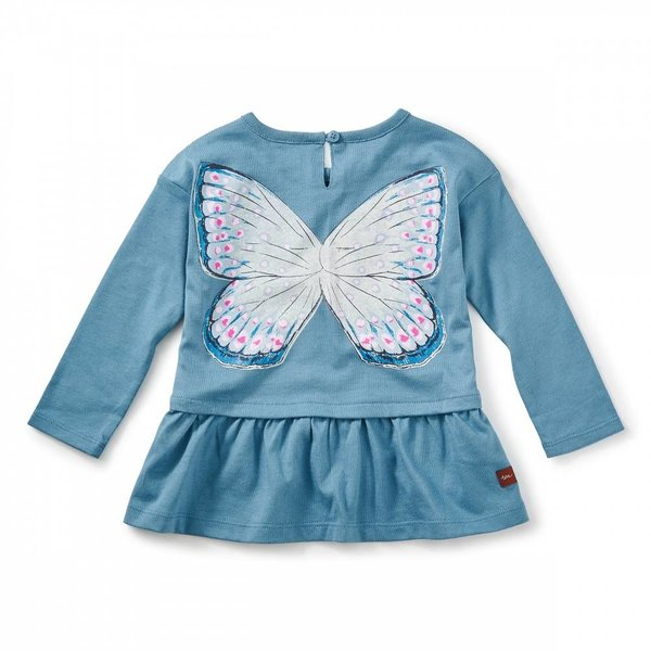 Tea Tea Butterfly Wings Baby Outfit