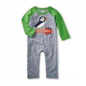 Tea Tea Puffin Rock Romper