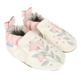 Robeez Robeez Rosealean Soft Soled Shoes