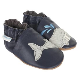 Robeez Robeez Let's Go Swimming Soft Soled Shoes