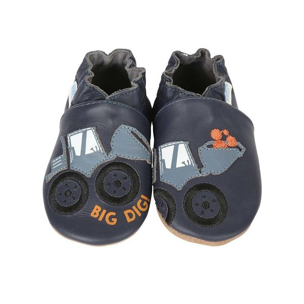 Robeez Robeez Big Dig Shoes