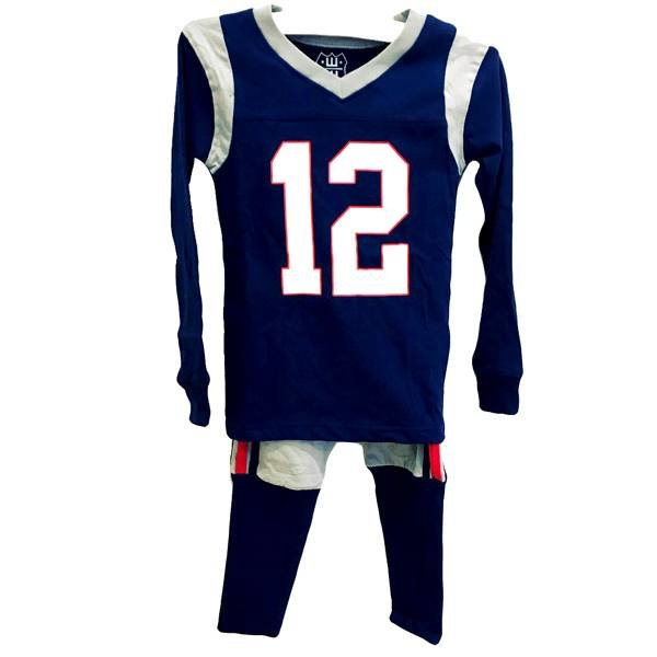 Wes & Willy Tom Brady PJ