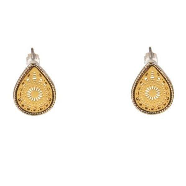 Kole Jewelry Design Metal Filigree Earrings