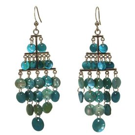 Kole Jewelry Design MOP Earrings
