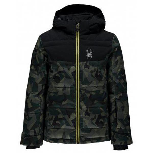 Spyder Spyder Boys Clutch Jacket