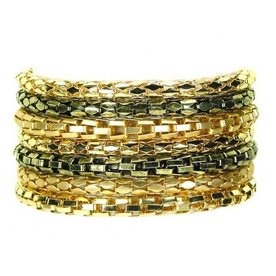 Kole Jewelry Design Mesh Bracelet