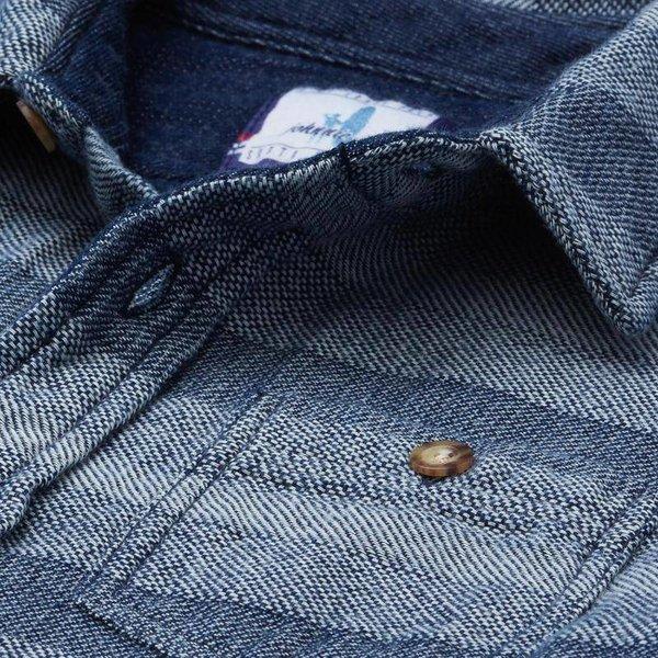 Johnnie-O Johnnie-O Teton Long Sleeved Button Up