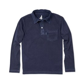 Johnnie-O Johnnie-O Carbon Jr. L/S Polo