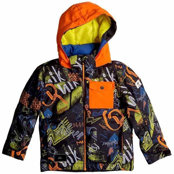 Quiksilver Little Mission Kids Jacket