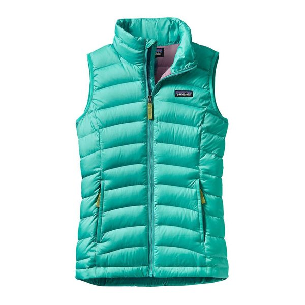 Patagonia Patagonia Girls Down Sweat Vest