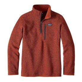 Patagonia Patagonia Better Sweat 1/4 Zip