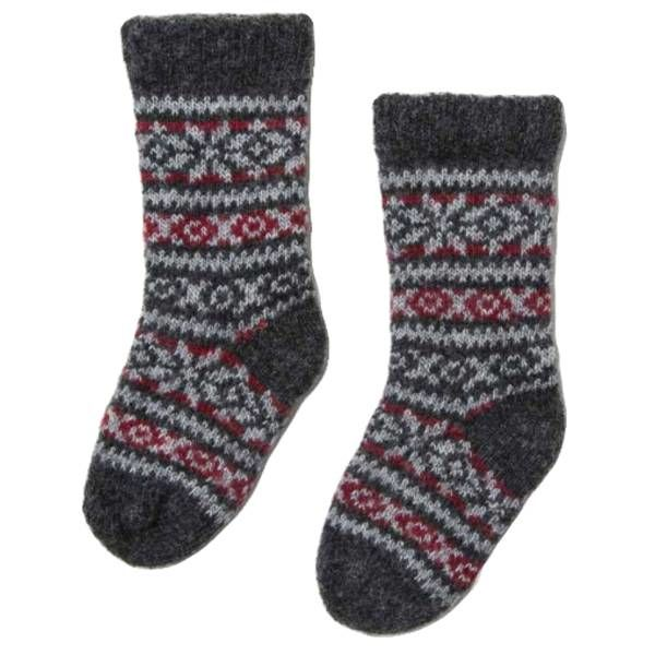 B.Ella Maja Baby Fairisle Botties