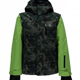 Spyder Spyder Boys Axis Jacket
