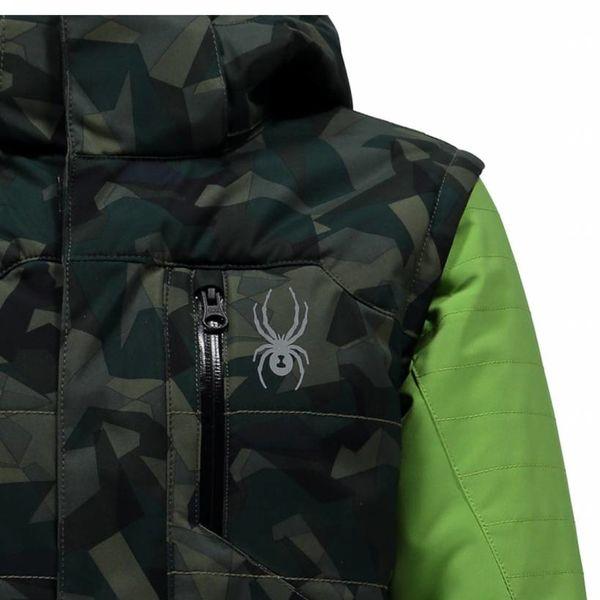 Spyder Spyder Boys Axis Jacket