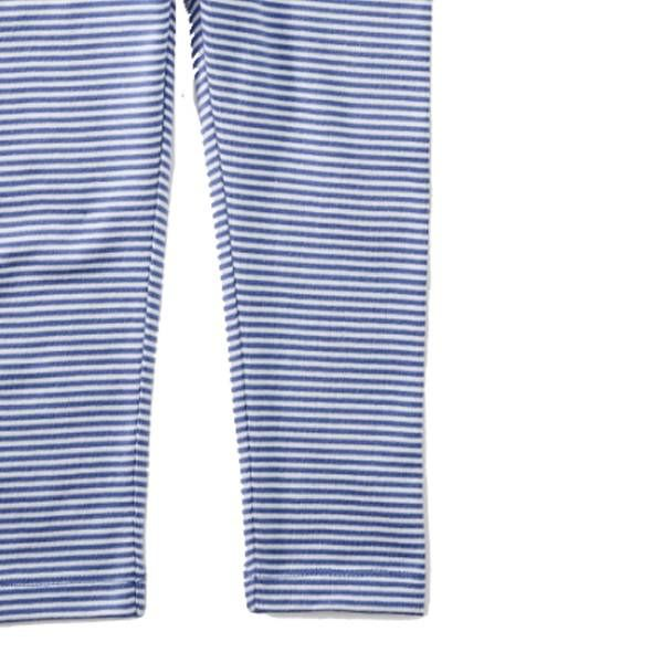 Tea Tea Collection Striped Capri Leggings