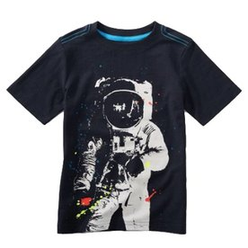 Tea Collection Tea Astronaut Graphic Tee