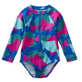 Tea Collection Tea Baby Rash Guard One Piece