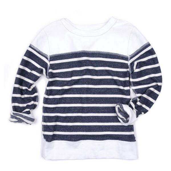 Appaman Appaman Striped Crew Sweatshirt