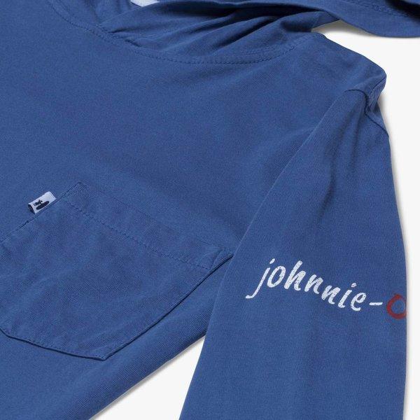 Johnnie-O Johnnie-O Eller Jr. Long Sleeved Hooded Shirt