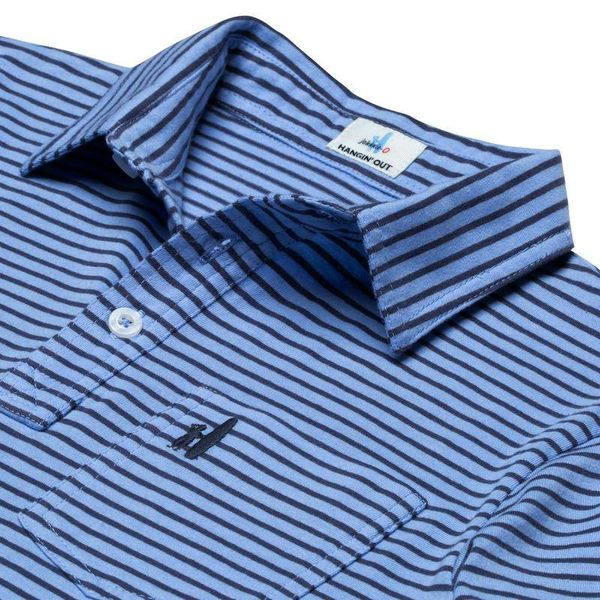 Johnnie-O Johnnie-O Macon Jr. Striped Polo