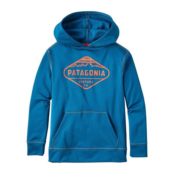 Patagonia Patagonia Boys' Graphic PolyCycle™ Hoody