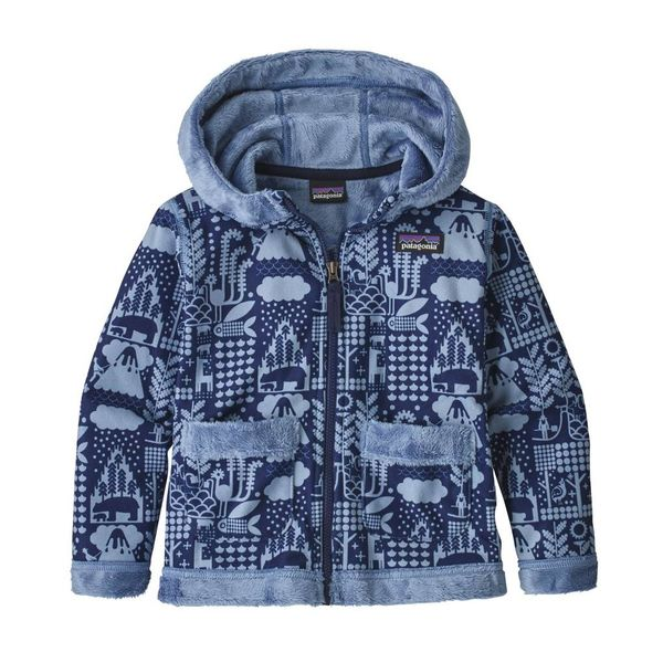 Patagonia Patagonia Baby Fuzzy Lop Fleece Hoody